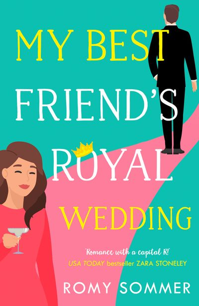 My Best Friend's Royal Wedding (The Princes of Westerwald, Book 5)