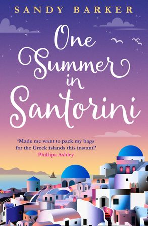 Cover image - One Summer In Santorini