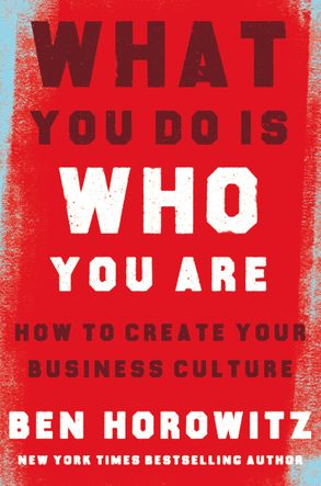 Cover image - What You Do Is Who You Are: How to Create Your Business Culture