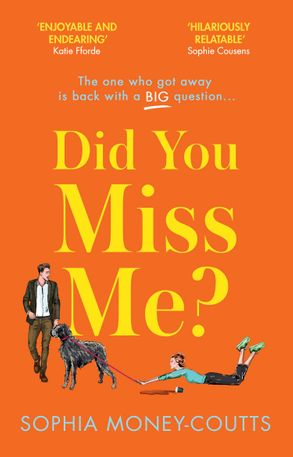 Cover image - Did You Miss Me?