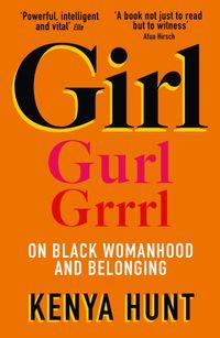 girl-essays-on-black-womanhood