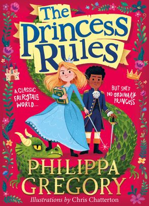Cover image - The Princess Rules