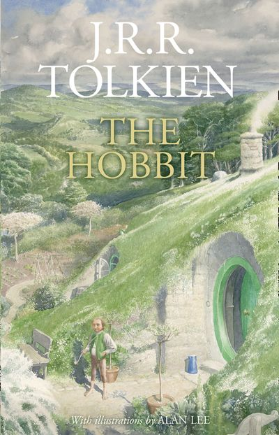The Hobbit [Illustrated Edition]