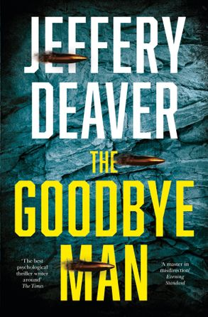 Cover image - The Goodbye Man