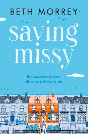 Cover image - Saving Missy