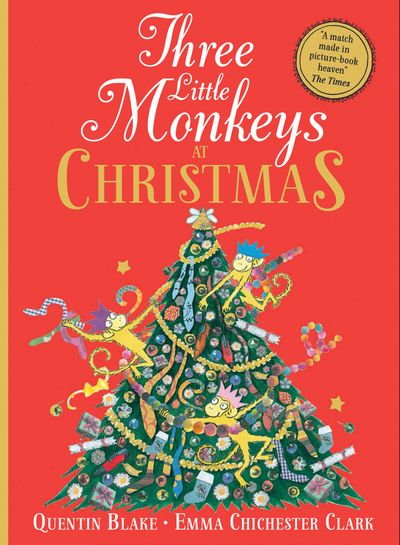 Three Little Monkeys at Christmas