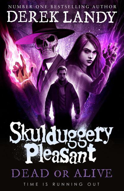 Skulduggery Pleasant (14) - Dead or Alive