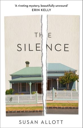 Cover image - The Silence