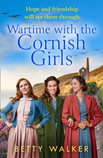 Wartime with the Cornish Girls (The Cornish Girls)
