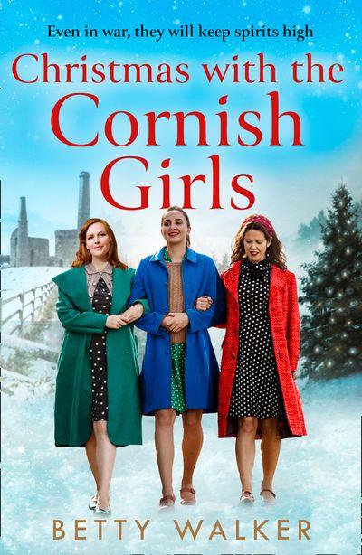 Christmas with the Cornish Girls (The Cornish Girls)
