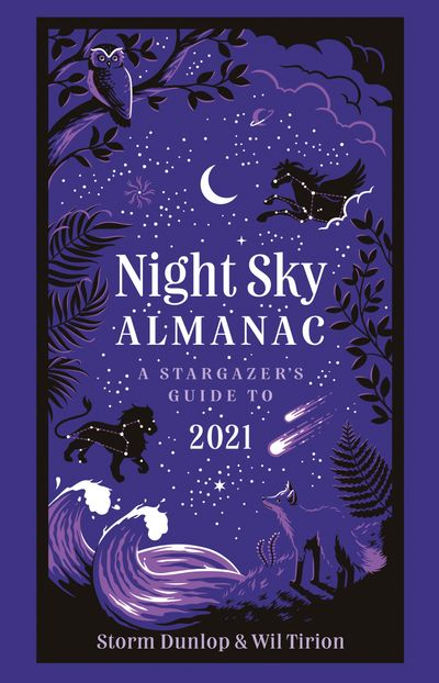 Night Sky Almanac 2021