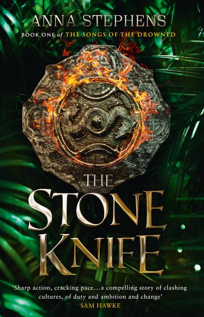The Stone Knife (The Songs of the Drowned, Book 1)