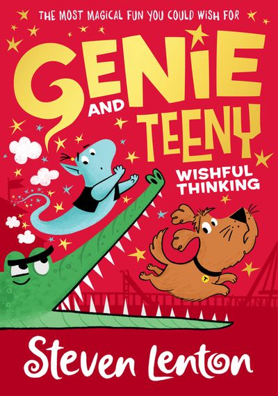 Genie and Teeny: Wishful Thinking (Genie and Teeny, Book 2)