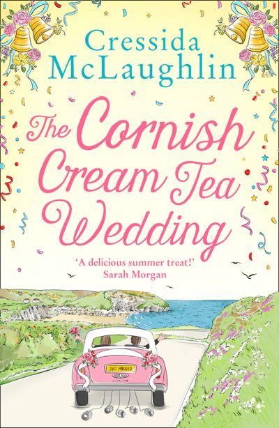 The Cornish Cream Tea Wedding (The Cornish Cream Tea series, Book 4)