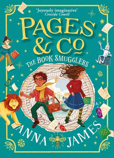 Pages & Co. (4) - The Book Smugglers