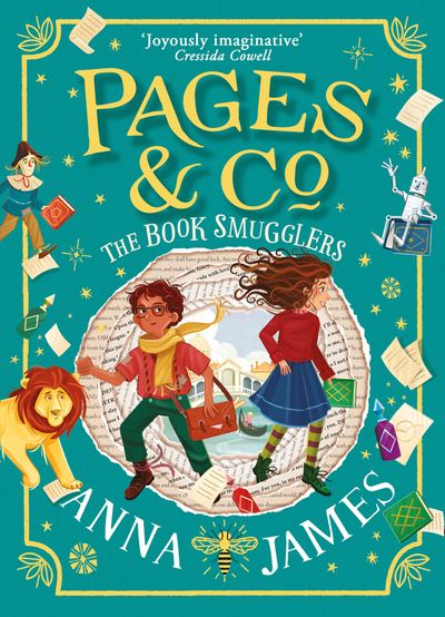 Pages & Co.: The Book Smugglers (Pages & Co., Book 4)