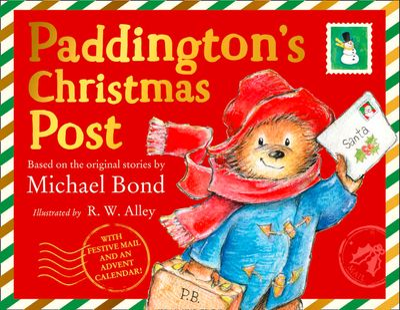 Paddington's Christmas Post