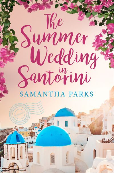 The Summer Wedding In Santorini