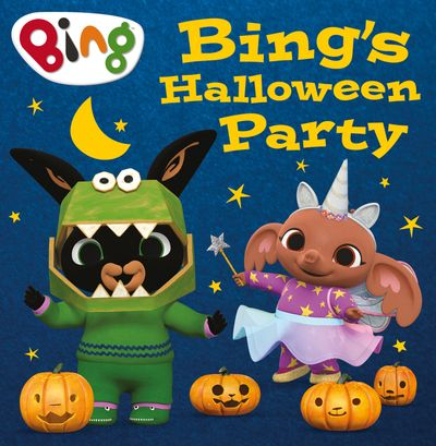 Bing's Halloween Party (Bing)