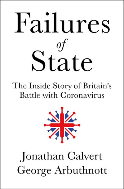 Shutdown: The Inside Story of Britain's Battle with Coronavirus