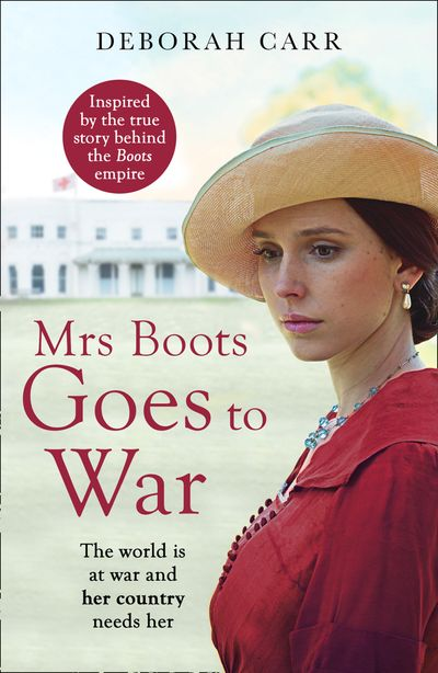 Mrs Boots Goes to War (Mrs Boots, Book 3)