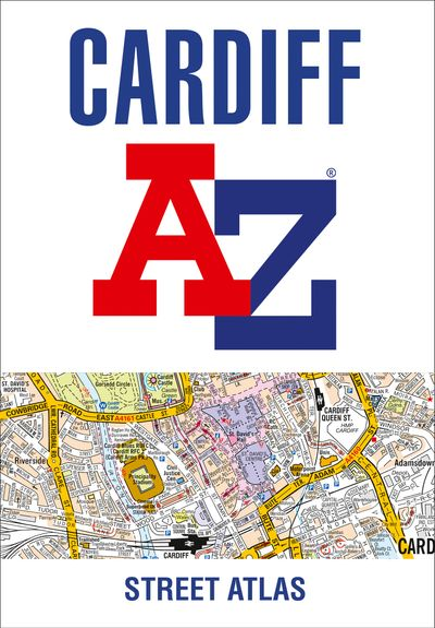 Cardiff A-Z Street Atlas [Seventh Edition]