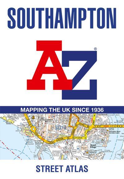 Southampton A-Z Street Atlas [Ninth Edition]