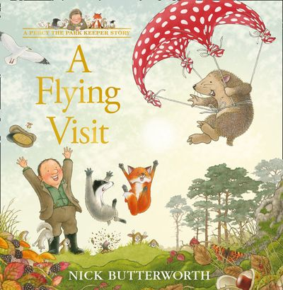 A Percy the Park Keeper Story - A Flying Visit