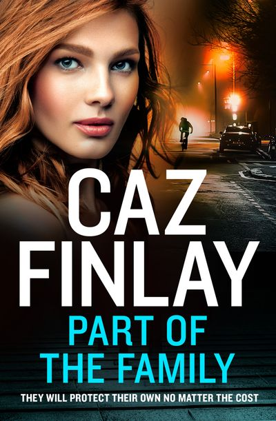 Part of the Family (Bad Blood, Book 6)