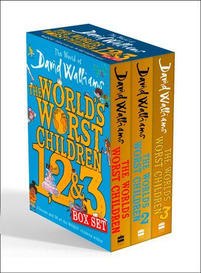 The World of David Walliams: The World's Worst Children Box Set