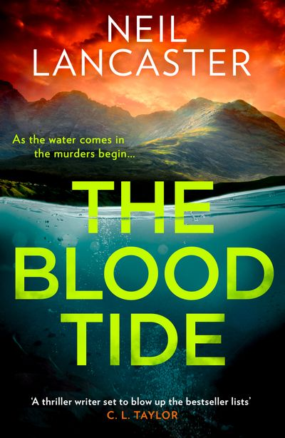 The Blood Tide (DS Max Craigie Scottish Crime Thrillers, Book 2)