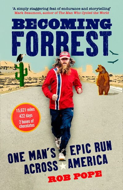 Becoming Forrest: One man's epic run across America