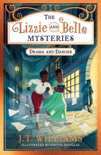 The Lizzie and Belle Mysteries Book 1 (The Lizzie and Belle Mysteries, Book 1)