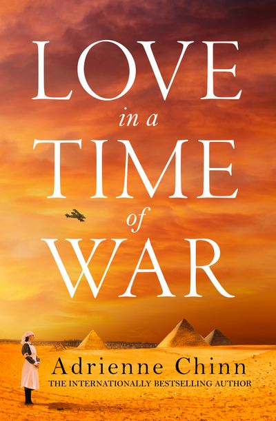 Love in a Time of War (The Three Fry Sisters, Book 1)