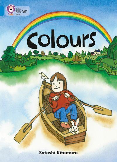 Colours: Band 04/Blue (Collins Big Cat)