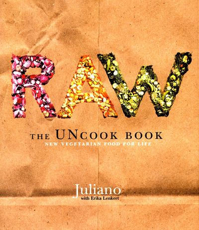 Raw the Uncook Book