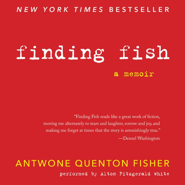 finding fish book