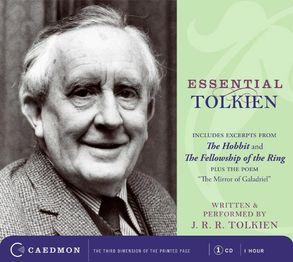 Cover image - Essential Tolkien Abridged 1/60