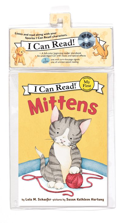 Mittens Book and CD