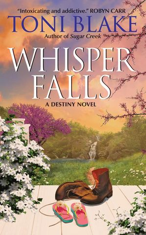 Whisper Falls: Book 3 in the Destiny series