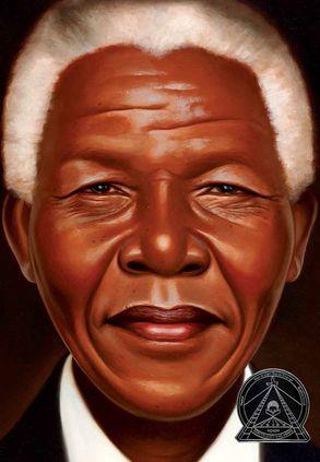 Cover image - Nelson Mandela