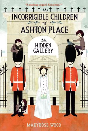 Cover image - The Incorrigible Children of Ashton Place: The Hidden Gallery