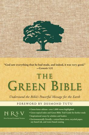 Cover image - The Green Bible