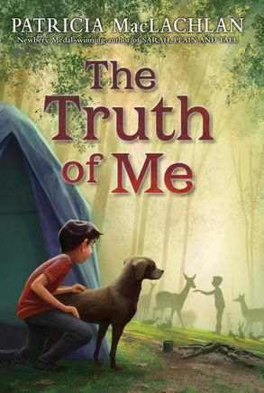 Cover image - The Truth of Me