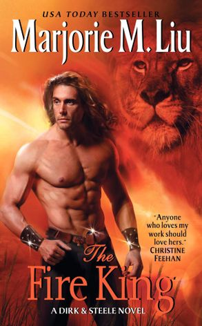 Cover image - The Fire King