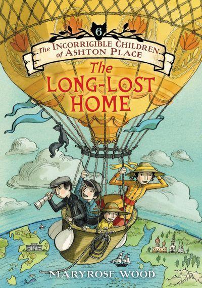 The Incorrigible Children of Ashton Place: Book VI