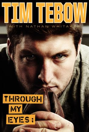 Cover image - Through My Eyes: A Quarterback's Journey