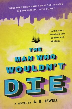 Cover image - The Man Who Wouldn't Die