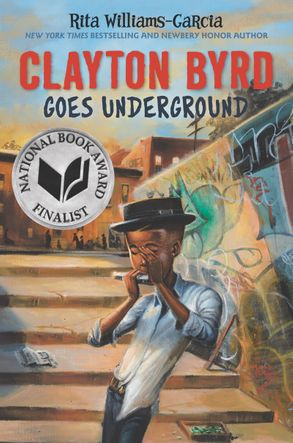 Cover image - Clayton Byrd Goes Underground