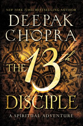 Cover image - The 13th Disciple: A Spiritual Adventure